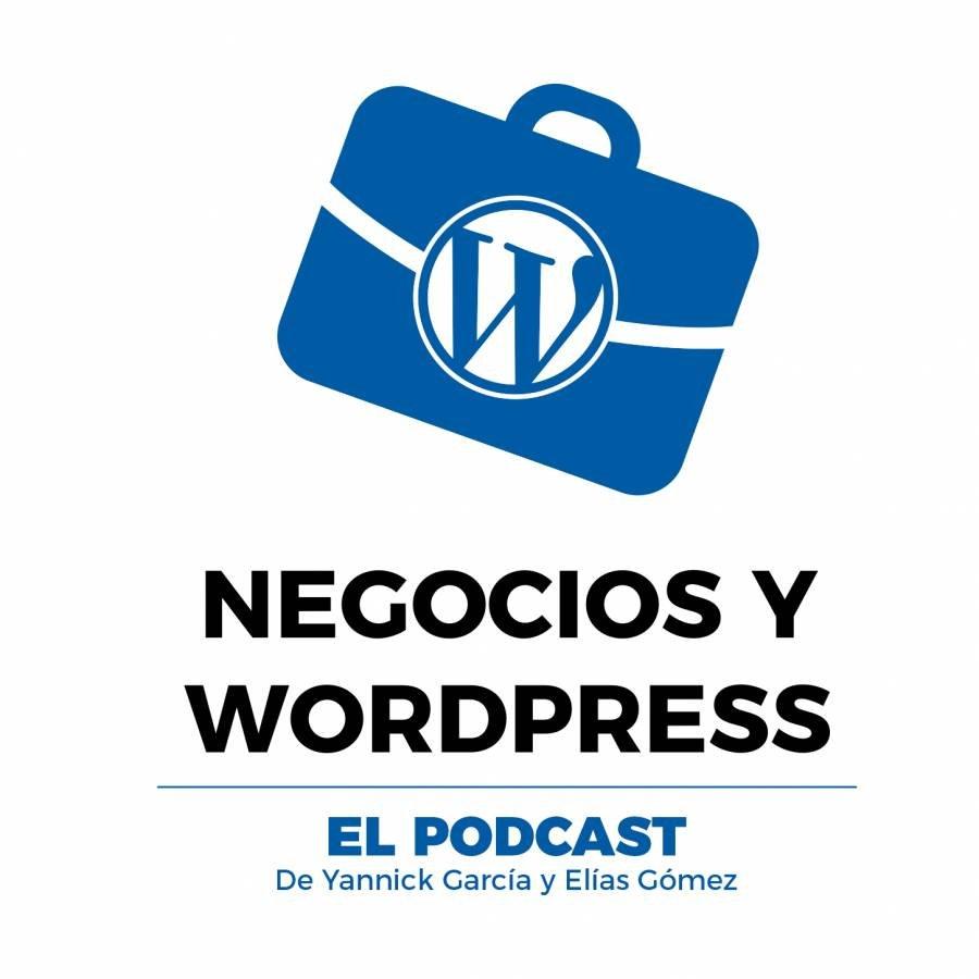 Puedes escucharnos a Elías y a mi todas las semanas en Negocios y WordPress: negocioswp.es