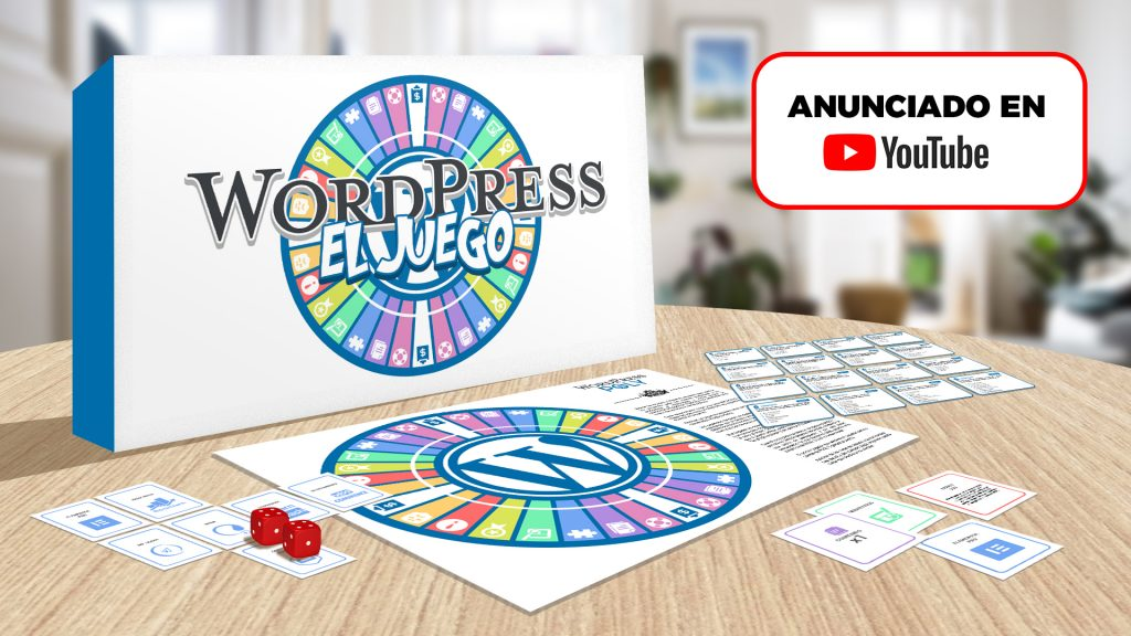 WordPress - El Juego (The Board Game) - DEMO