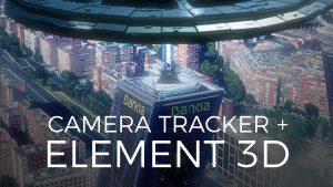 Composiciones 3D con After Effects y Element 3D