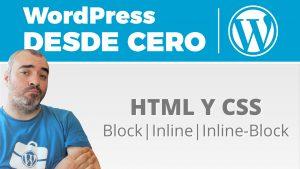 Aprendiendo a maquetar con divs: display: block, inline e inline-block