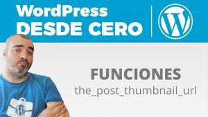 Funciones de WordPress: imágenes de fondo con the_post_thumbnail_url