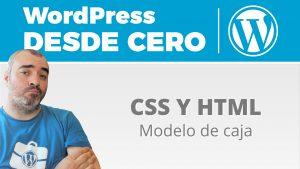 HTML Y CSS: Modelo de caja - Ancho, margen, borde y relleno