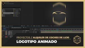 Animando el Logotipo en After Effects para DELUJO