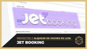 JET Booking - Configuración base - DELUJO