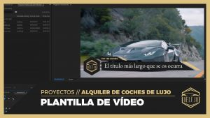 Creando una plantilla de Vídeo Corporativo para DELUJO