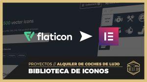 Creando una BIBLIOTECA de iconos para Elementor
