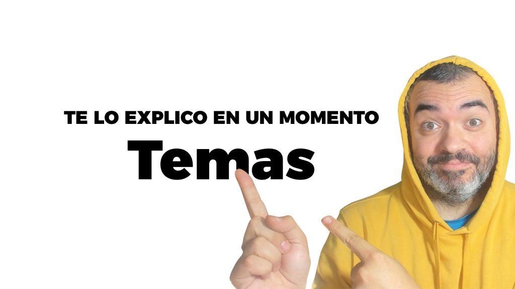 DICCIONARIO RÁPIDO DE WORDPRESS - hdtemas