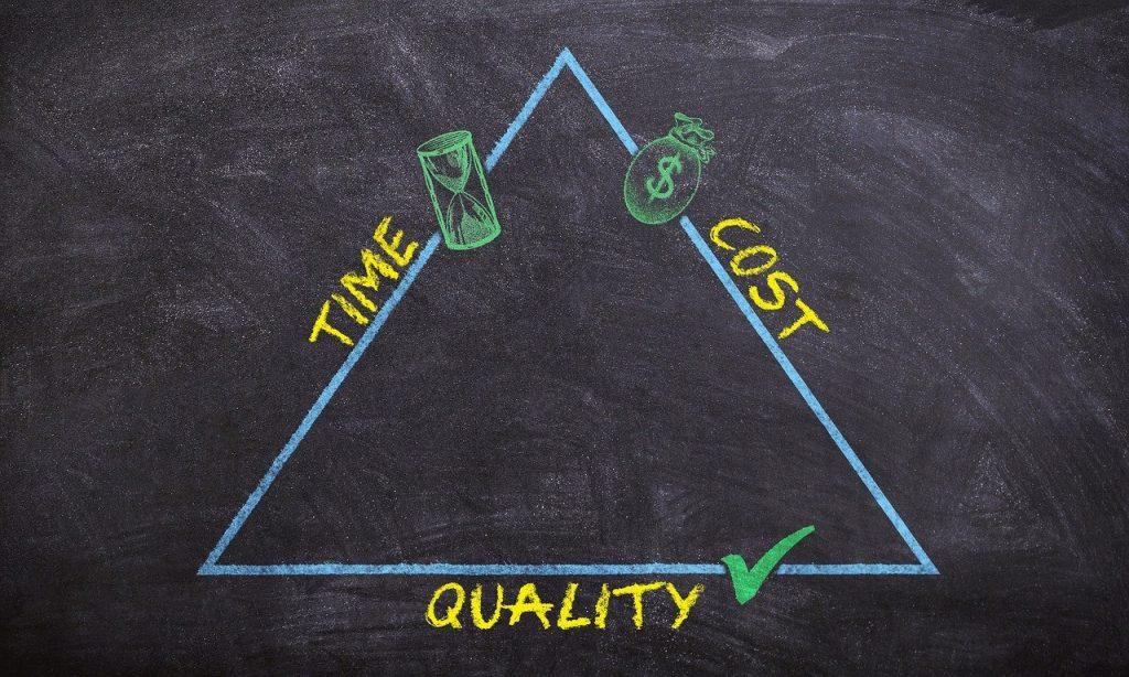 Cómo responder a dudas, preguntas y problemas de clientes de diseño, web y marketing online - triangle 3125882 1280