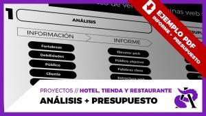 ESPECIAL - Creando un PRESUPUESTO WEB + Análisis - Arkham