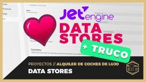 Data Stores + TRUCOS de mejora - Bibliotecas personales de posts