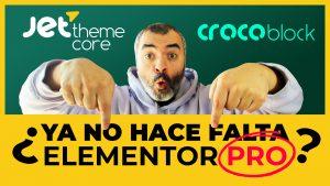 EXPERIMENTO: Webs dinámicas SOLO con Elementor FREE + Crocoblock