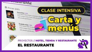 El Restaurante - CPTs, relaciones, taxonomías y muchos listings (sesión intensiva de Jet Engine)