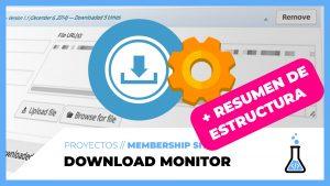 Download Monitor + RCP (y resumen de la estructura de la web) - formulaWP