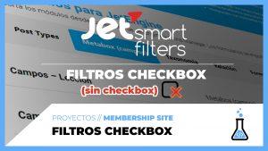 """Single RESPONSIVE con FILTRO de taxonomías """"sin checkbox"""" - formulaWP"""