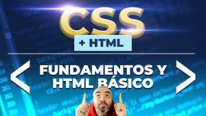 HTML básico e Introducción a CSS
